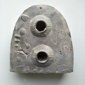 战汉时期,陶灶,包真包老