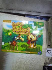 SUPER SAFARI  2  STUDENTS BOOK 超级野生动物园2学生用书 (04)