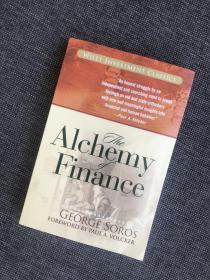现货 The Alchemy Of Finance