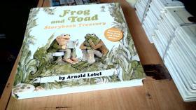 Frog and Toad Storybook Treasury 《青蛙和蟾蜍》故事合集 英文原版