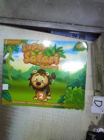 SUPER SAFARI 2 WORK BOOK 超级野生动物园2工作手册(02)