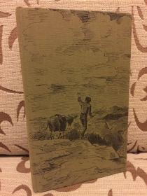 Travels with a donkey by Robert Louis Stevenson - 斯蒂文森《携驴旅行记》Folio 出品