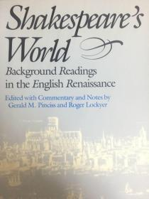 英文原版:Shakespeare' World