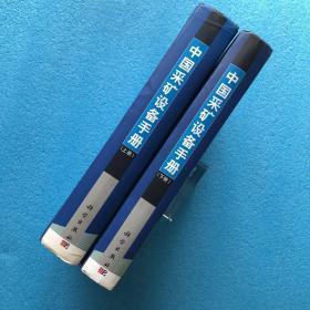 中国采矿设备手册 (上下册 两厚册全) 大16开 精装  品好