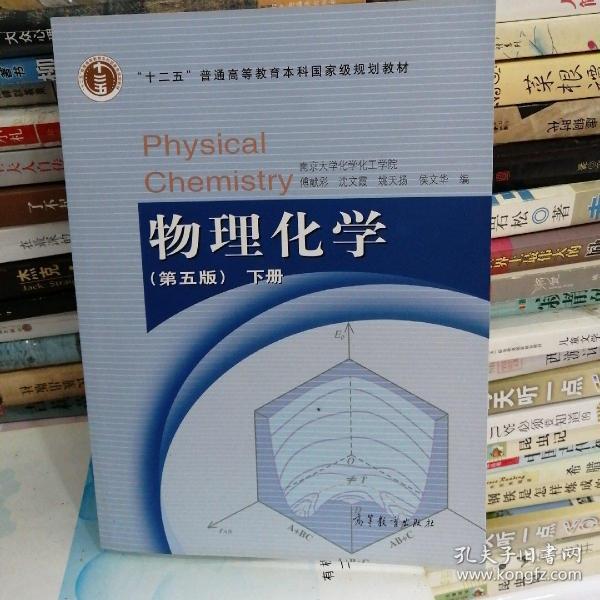 物理化学 (第五版)下册