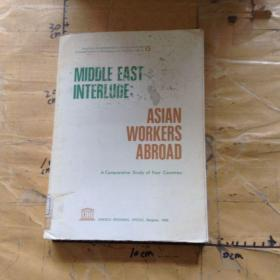 MIDDLE EAST INTERLUDE:ASIAN WORKERS ABROAD