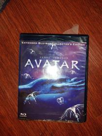 阿凡达    加长版     蓝光DVD