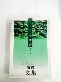 HA1007955 玉观音--海岩文集【一版一印】【内略有污渍】