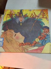七彩童话宝盒第6女巫和公主-