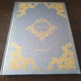 GUCCI(古驰·古琦包,铜版纸彩印,画册)