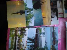 近代第一城,南通80年代风景明信片