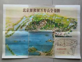 有关北京的书~~~~~~~~~~北京颐和园万寿山全景图