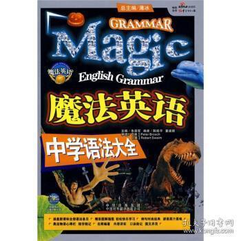 魔法英语中学语法大全