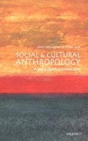 Social and Cultural Anthropology:A Very Short Introduction