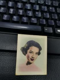 早期美女照片