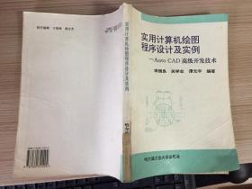 实用计算机绘图程序设计及实例:Auto CAD高级开发技术