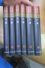 文选(中国古典文学丛书  精装全6册)