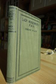 1919年版奥斯卡王尔德的温夫人的扇子 Lady Windermeres fan