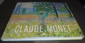 2手德文 Claude Monet: Fields 莫奈田野画册 xib41