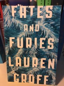英文小说原版《Fates and Furies》