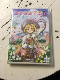 美少女梦工厂5 简体中文版(单CD 带说明书 4张明信卡片 和便签 盒装)
