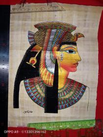 埃及草纸画