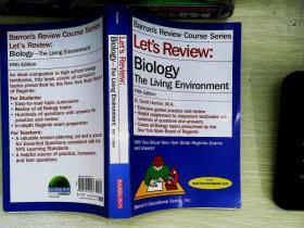 Lets Review: Biology - The Living Environment