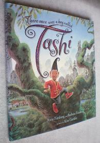 There Once Was a Boy Called Tashi (Tashi series) (精装12开原版外文书)