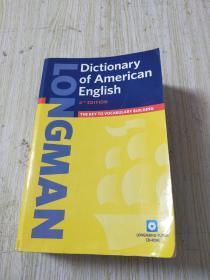 LONGMAN Dictionary of American English【带1张光盘】