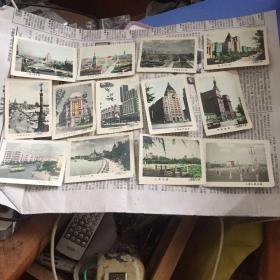 上海风景老照片13张