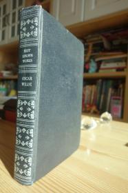 精装毛边 奥斯卡王尔德作品集 The Best Known Works of Oscar Wilde: Including Poems, Novels, Plays, Fairy Tales
