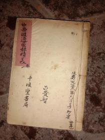 五十年代手抄本医书
