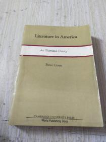 Literature in America An Illustrated History