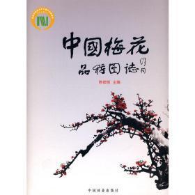 中国梅花品种图志(中文) 正版 陈俊愉 9787503855399