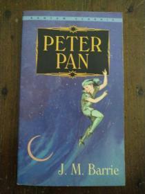 英文原版 PETER PAN
