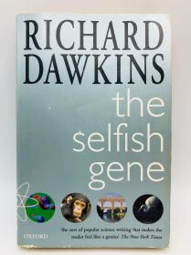 The Selfish Gene 英文原版-《自私的基因》