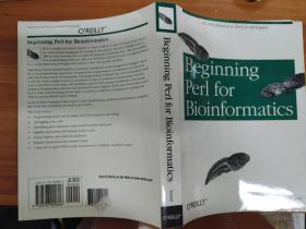 Beginning Perl for Bioinformatics