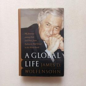 A Global Life(英文原版)精装