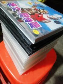 日本科幻片:奥特曼系列大全套光盘 【19盒、光盘共35张碟】合售