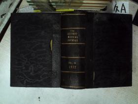 THE CHINESE MEDICAL JOURNAL  VOL 46 1932 中华医学杂志1932年第46卷 16开   07
