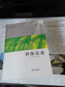 担保法论  (法学研究生教学书系)