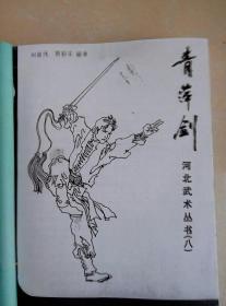 青萍剑(贾氏家传六趟青萍剑三百七十三个不同的招法)