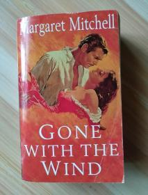 英文原版书  正版 Gone with the Wind Paperback – 1988 by Margaret. Mitchell  (Author)