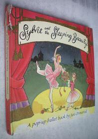 syevie and the steeping beauty(精装原版外文书)外封左上角有损。
