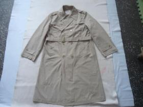 北京市服装三厂长城牌风衣