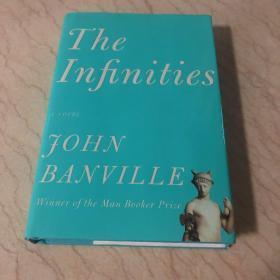 布克奖得主约翰·班维尔亲笔签名本《无限》,美国初版毛边本