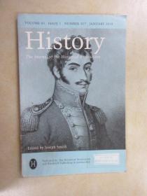 外文书   History(共141页,16开)详见图片