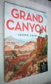 *Grand Canyon (平装大开本原版外文书)