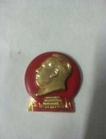 毛主席像章:毛主席万岁