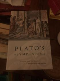 Plato's Symposium translated by Seth Benardete with commentaries by Allan Bloom and Seth Benardete